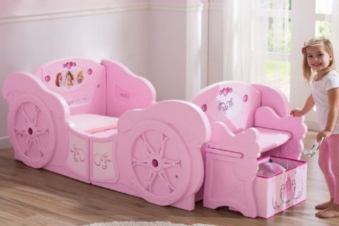 Princess Beds by Delta Children