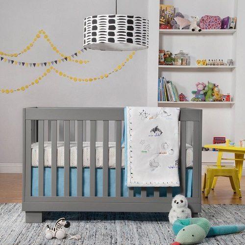 Babyletto Modo 3-in-1 Convertible Baby Crib