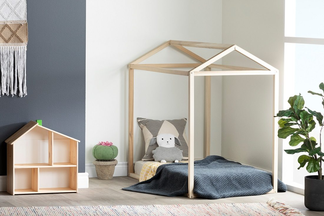best kids house bed by south shore