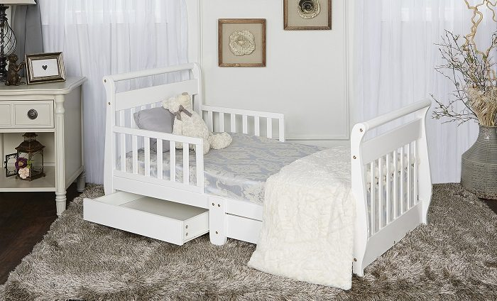 Best Toddler Beds with Storage and Drawers - Kids' Room ...