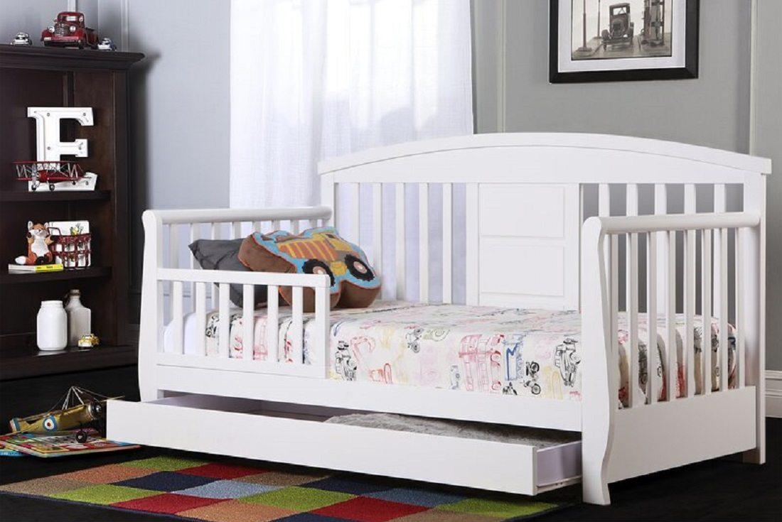 best toddler beds with storage dugas deluxe harriet bee